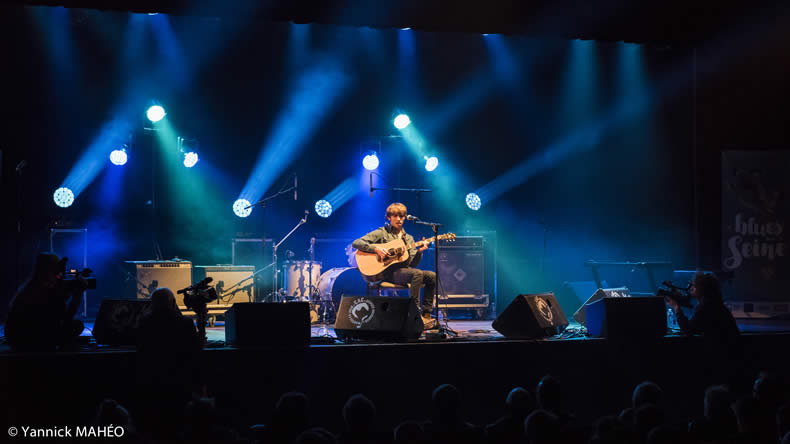 Blues sur Seine Festival - Tremplin - Photo credit: Yannick Mahéo