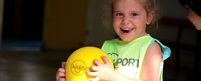 "A child with autism can play their favourite sport with ""normal"" children"