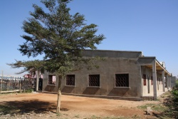 ecole en construction, janv. 2012