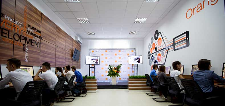 école moldavie Orange Digital school