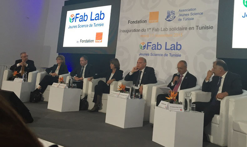 FabLab foundation orange tunisia