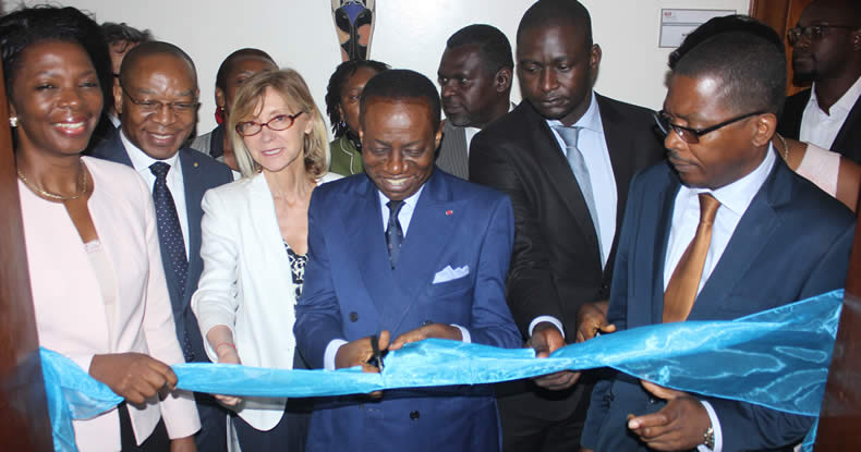 Inauguration du 1er FabLab Solidaire au Cameroun