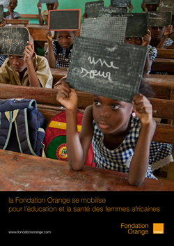 La fondation Orange se mobilise