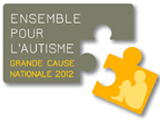 autisme grande cause nationale, janv. 2012