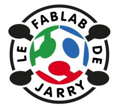 logo fablab solidaire Jarry Guadeloupe