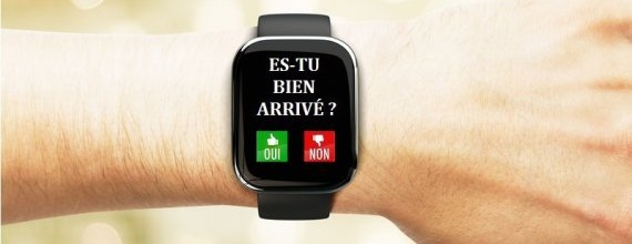 application smart swatch autism