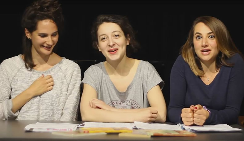 féminines, spectacle musical