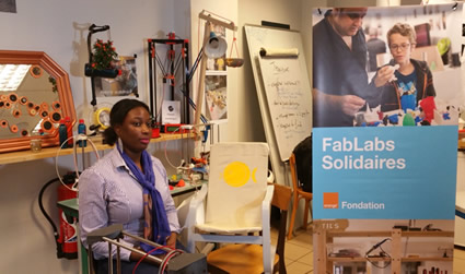Pot-au-Fab ! FabLab Solidaire Paris