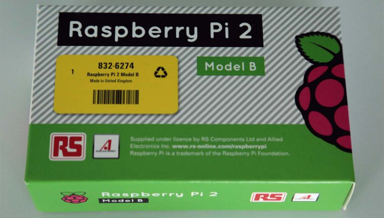 raspberry pi package