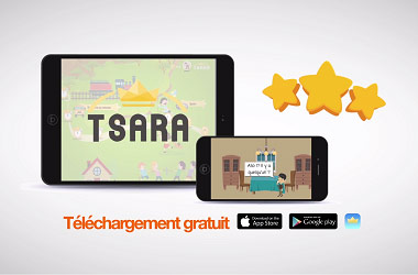 Tsara learning game autisme