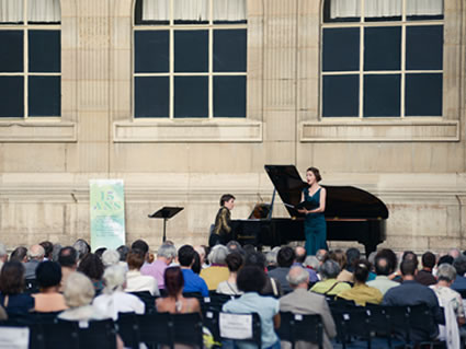 Festival 2015 (5) - Archives nationales -®Eve Dufaud