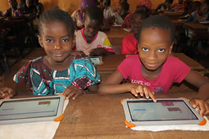 WikiChallenge, Cameroonian schoolchildren tell each other on the web