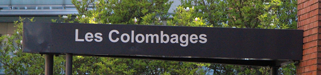 les colombages