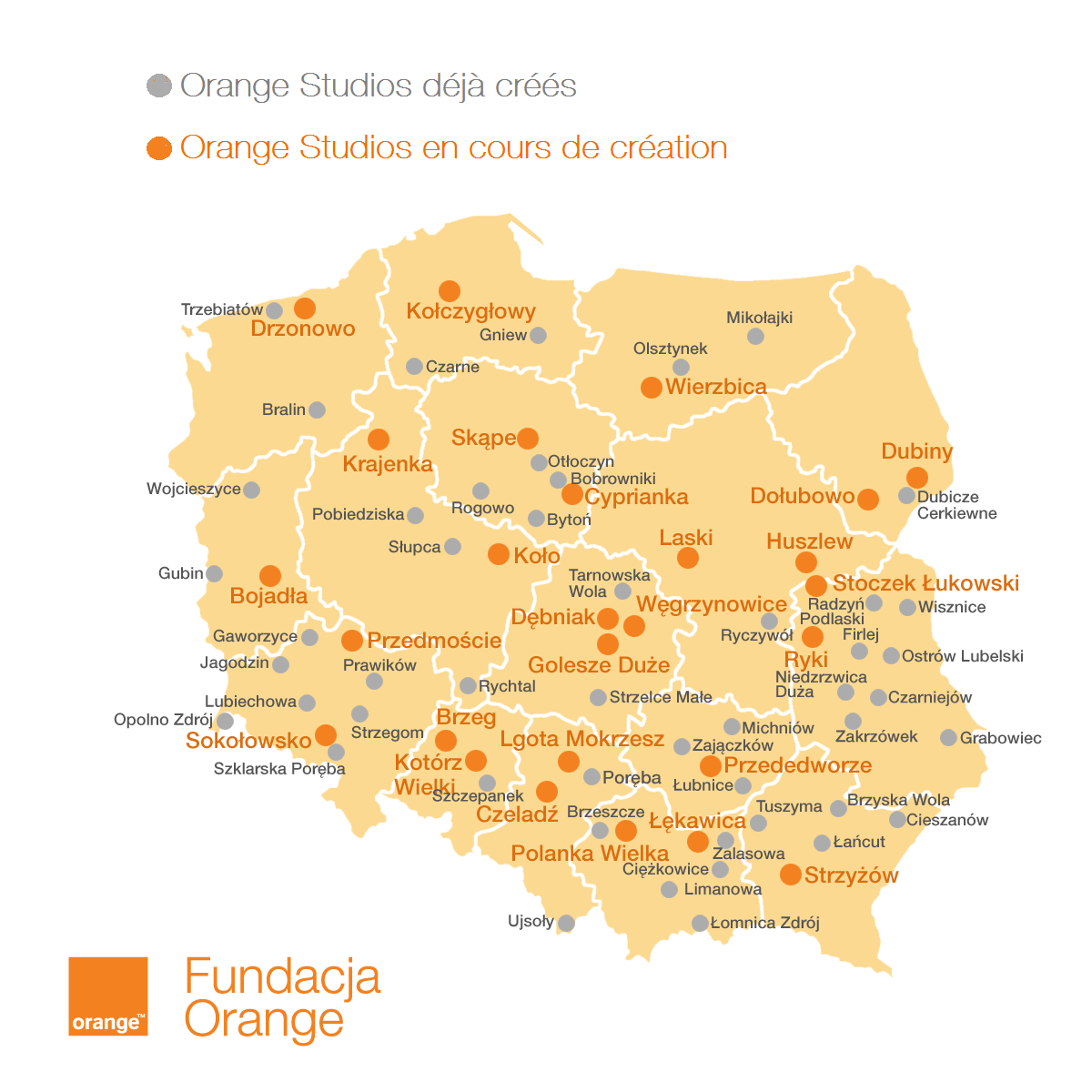 carte orange studio fondation orange pologne