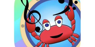 Music Crab, the application that makes it fun to learn music!